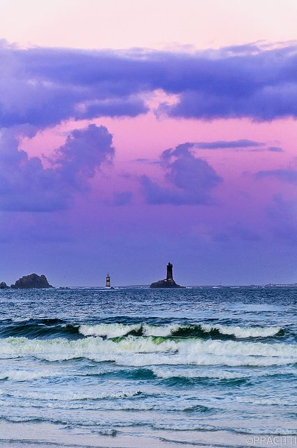 Dawn in France, Bretagne