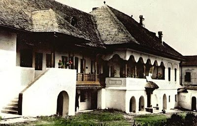 art historia: Case vechi cu pridvor din Bucuresti