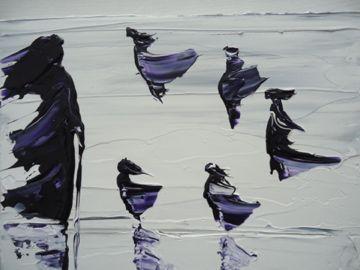 Kim Noble (Anon) - Training of the purple spirit