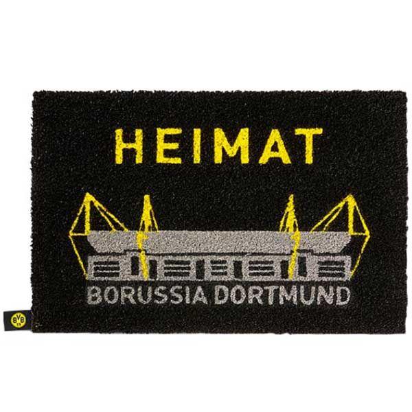 BVB Fussmatte Signal Iduna Park unter http://fussball-fanshop-24.de