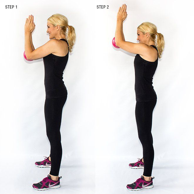 Buh Bye Bat Wings  Exercises to Cut the Upper Arm Fat stores north face