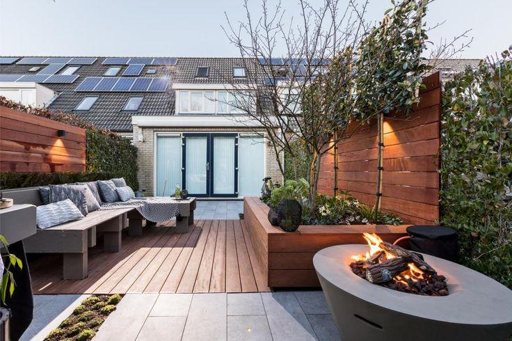 Strakke stadstuin: Eindresultaat - Inspiratie en ideeën - Klussen - DIY klussen - Interieur - Tips - Eigen Huis en Tuin