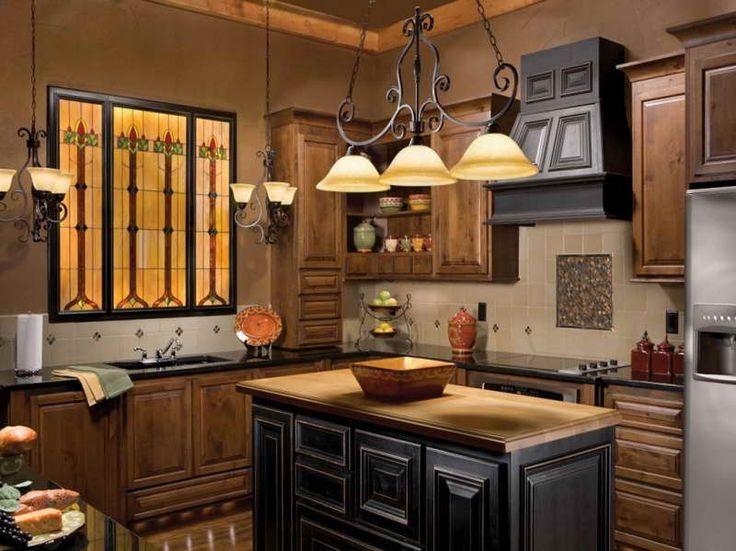 creative kitchen island designs | Creative Kitchen Island Ideas With Wall Cabinets