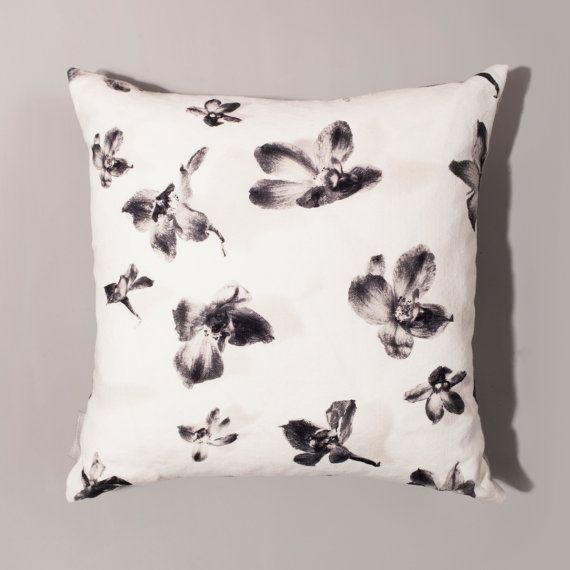 45x45cm 'Nerium' Cushion by SCastilloLifestyle on Etsy