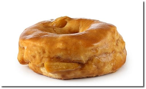 Apfel Donuts Rezept