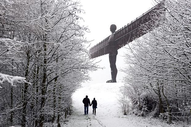 England: 25 Beautiful Places to See a Real Winter Wonderland