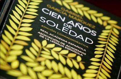 Cien Años de Soledad, Gabriel García Márquez<3