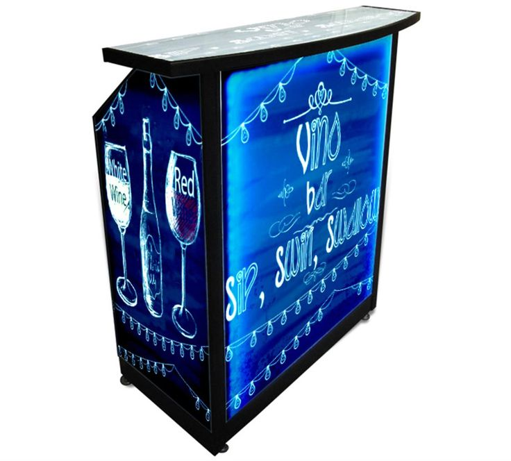 Find This Pin And More On Portable Bars By The Bar Company