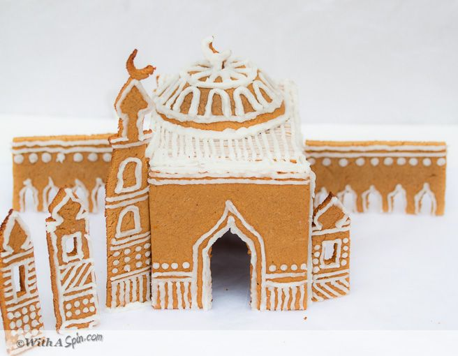 Significance of Ramadan and A Gingerbread Masjid