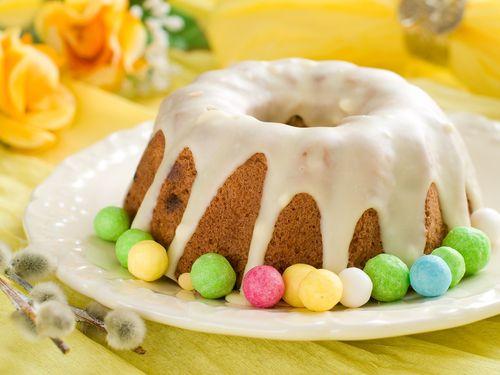 Mira nuestra receta de Mona de Pascua de mantequilla ¡La tarta de Pascua ideal!   #MonaDePascua #TartaDePascua #RecetaMonaDePascua #MonaDePascuaDeMantequilla #PostresDeSemanaSanta #RecetasDeSemanaSanta