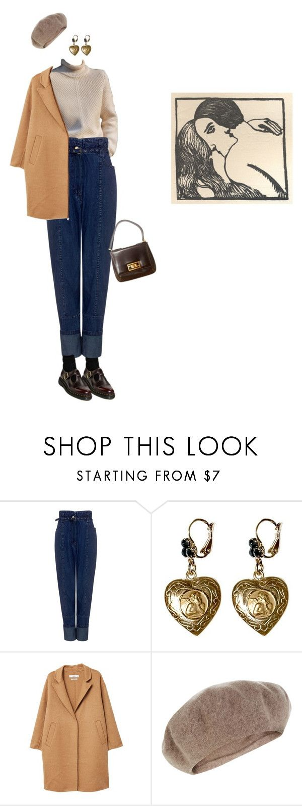 """""""my kind of woman"""" by hxsyaren ❤ liked on Polyvore featuring Rachel Comey, Dolce&Gabbana, MANGO, Accessorize, Fendi and 1928"""