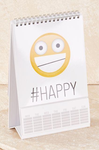 IS GIFTS - Emoji Mood Calendar