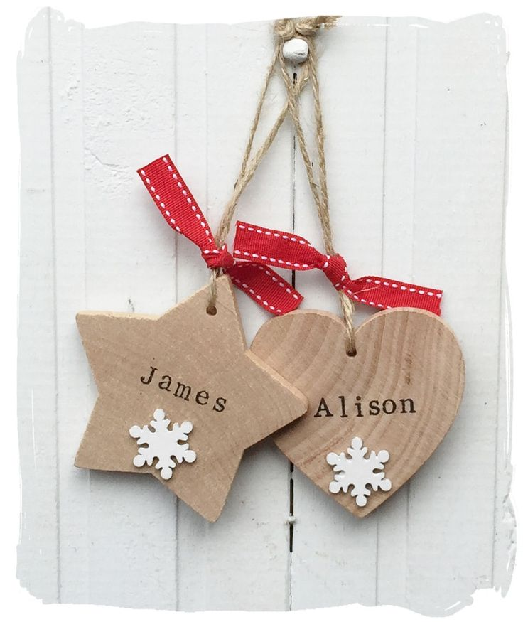 Get 20+ Christmas Name Tags Ideas On Pinterest Without
