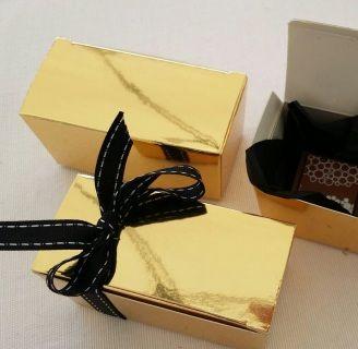 A perfect thank you! #thankyou #golden #Chocolatebox of 2