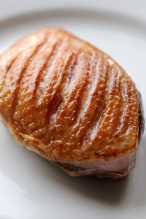 Learn how to cook duck breast sous vide with this step-by-step sous vide duck breast recipe from Great British Chefs.