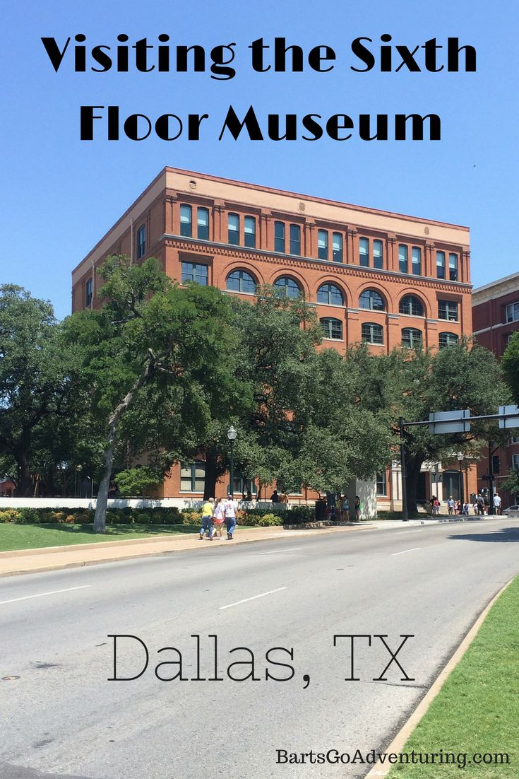 The infamous spot where JFK was shot is now a museum!    Dallas attractions | Things to do in Dallas | Texas