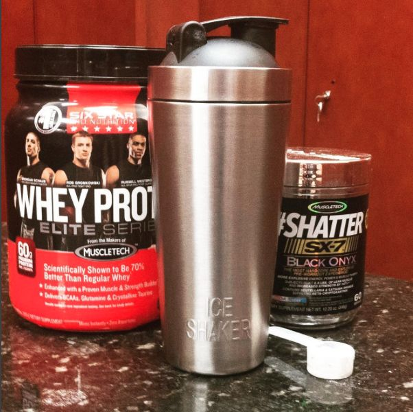 The three best friends that anyone could have #iceshaker #preworkout #postworkout #whey #protein shaker bottle #getfit #shakerbottle #workout #getstrong #fitlife #fitlifestyle #fitness #protein #gainz #gym #gymlife #gymfreak #gymshark #gymtime