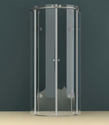 Vessini K Series Semicircle Shower Enclosure - 2000mm - VEGK-52-1605