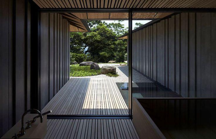 PC Garden House in Japan by Kengo Kuma | Yellowtrace.