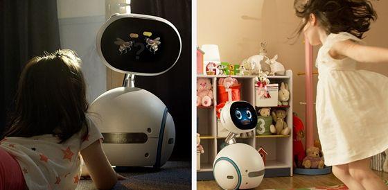 Tech: Videó: itt az Asus cukiság-robotja, nehéz lesz neki ellenállni - HVG.hu