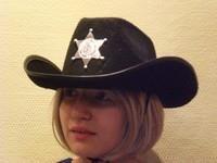 Шляпа шерифа купить