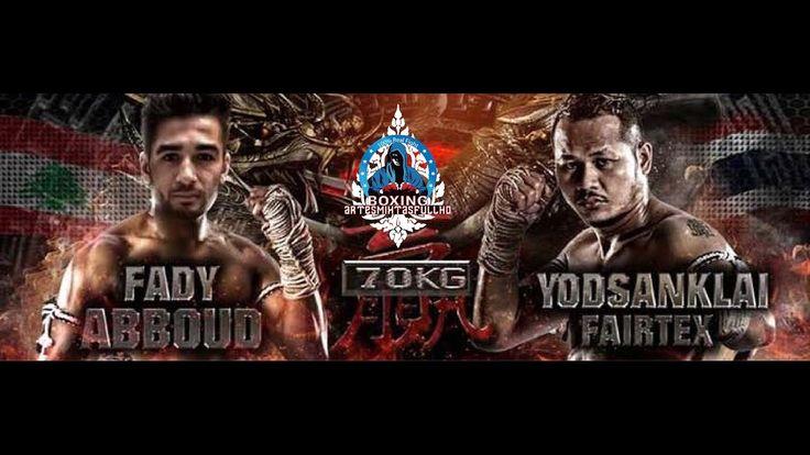 Fady Abboud Vs Yodsanklai Fairtex  Thai Fight FULL HD
