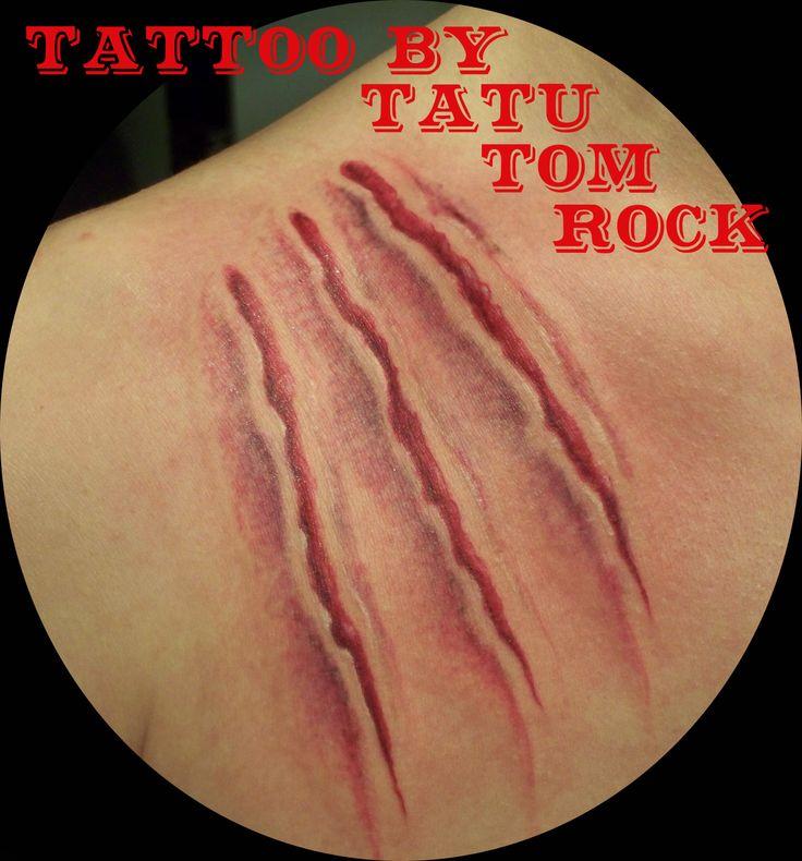 #tattoo #realism #realistic #scratches #dreamcitytattoos #tatutomrock #Chicago #tattoos