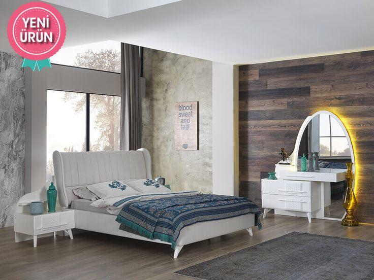 Sönmez Home | Modern Yatak Odası Takımları | Vian  Yatak Odası   #EnGüzelAnlara #Yatak #Odası #Sönmez #Home #YeniSezon #YatakOdası #Home #HomeDesign #Design #Decoration #Ev #Evlilik #Wedding #Çeyiz #Konfor #Rahat #Renk #Salon #Mobilya #Çeyiz #Kumaş #Stil #Tasarım #Furniture #Tarz #Dekorasyon #Modern #Furniture #Mobilya #Yatak #Odası #Gardrop #Şifonyer #Makyaj #Masası #Karyola #Ayna