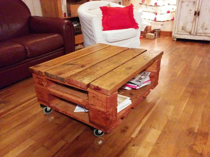 25 best ideas about table basse roulette on pinterest table roulette tabl - Table basse verre roulette industrielle ...