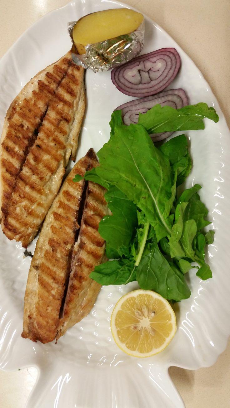 Mezgit Izgara  Rez.Tel: 0 (224) 549 23 03 / www.anadolulezzet...  #fish #balık #ramazan #iftar #bursa #bursaturkey #bursablogger #bursamagazin #bursanilüfer #bursagece #yemek #dünyamutfağı #food #breakfast #delicious #eating #fresh #tasty #anadoluetlokantası #anadoluet #anadolulezzeti #ahtapot #fava #çiroz #hamsi #sardalya #karides