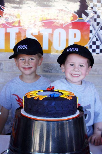 "Photo 7 of 30: Hotwheels, Racing, Boy Birthday / Birthday ""Hotwheels"" | Catch My Party"