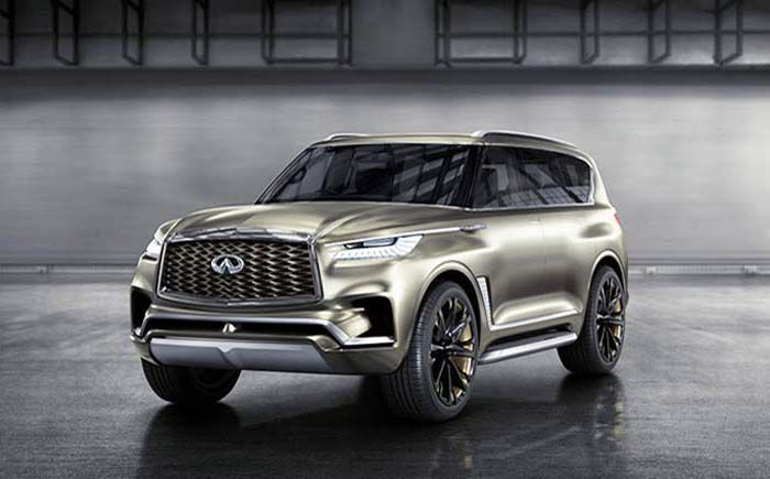 2019 Infiniti QX80: New SUV with Super Powerful Performance
