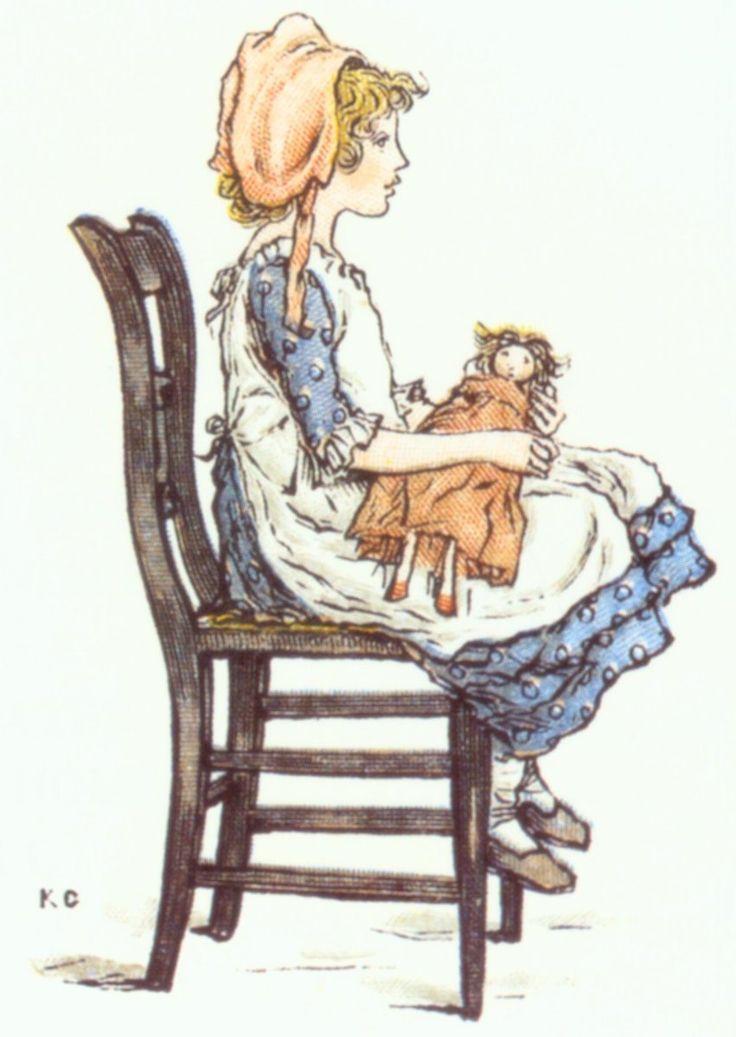 426 best Kate Greenaway images on Pinterest | Illustrators, Books ...