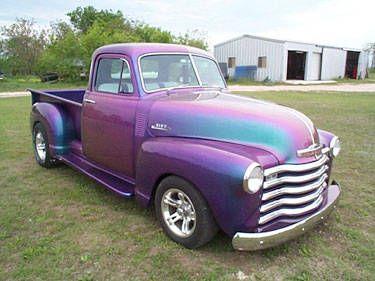 1953 Chevy Pickup....