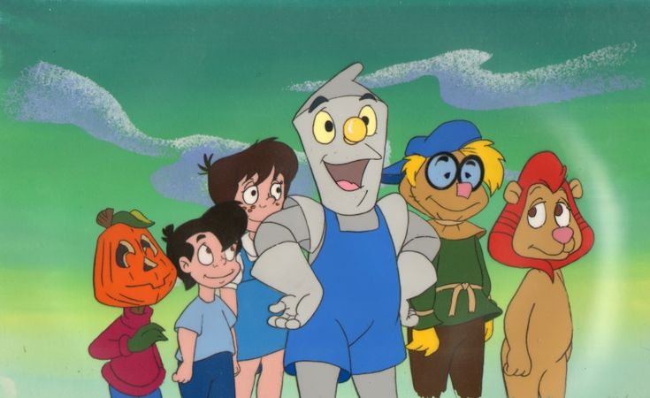 The Oz Kids - Oz Wiki - The Wonderful Wizard of Oz