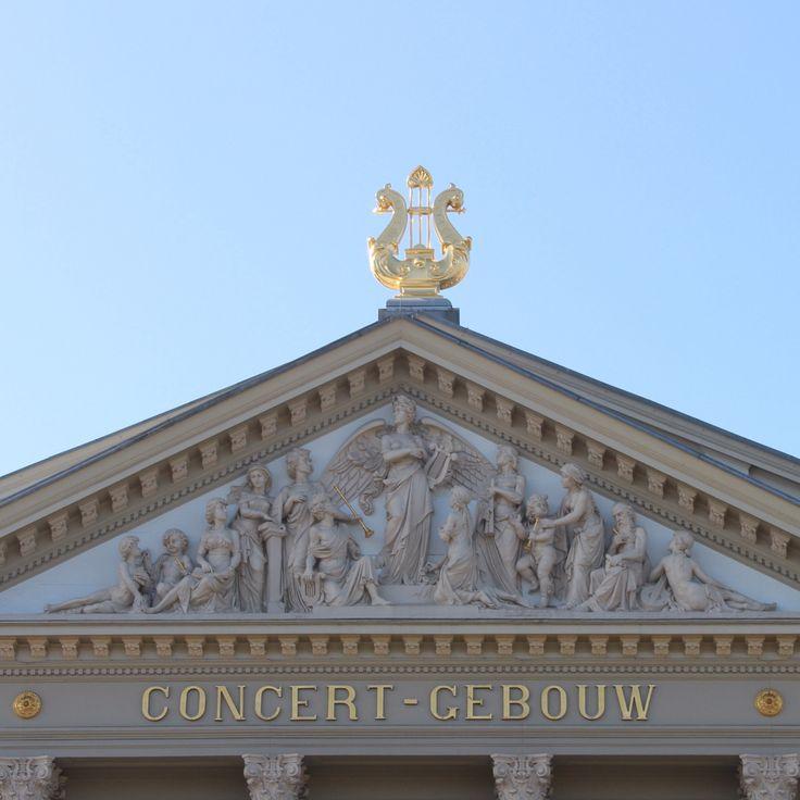 Amsterdam, Netherlands, Concert gebouw