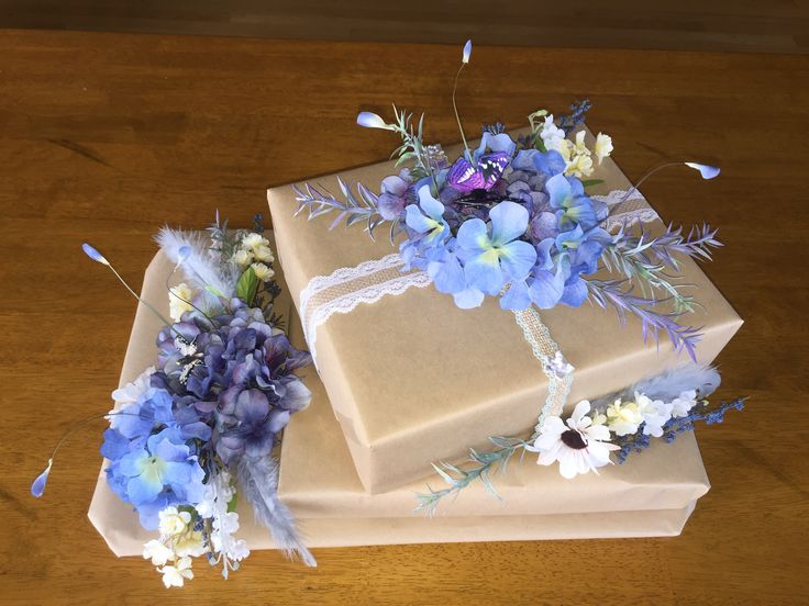 Ideas For Wrapping Wedding Gifts: 25+ Best Bridal Gift Wrapping Ideas On Pinterest