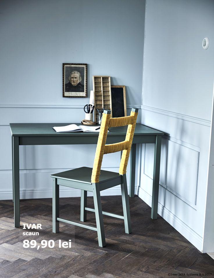 Un pic de imaginație, culoarea preferată și niște sfoară - doar de atât ai nevoie pentru a schimba complet aspectul unui scaun obișnuit.