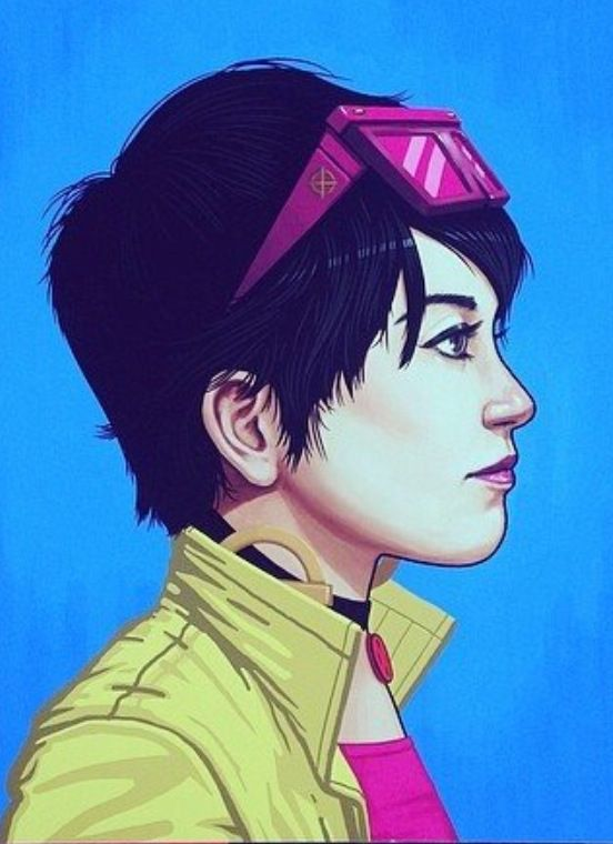 Jubilee by Mike Mitchel