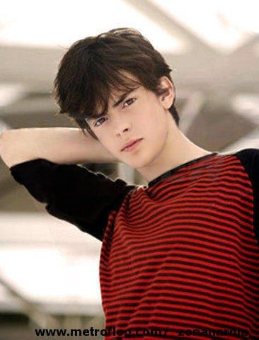 Skandar Keynes. Used to be in love with this kid hahaha