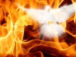 Resultado de imagen para espiritu santo y fuego