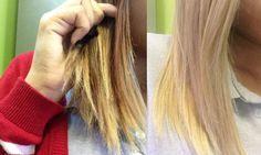 Veja como recuperar os cabelos danificados passo a passo usando uma misturinha caseira potente. Saiba como fazer uma selagem térmica sem sair de casa.