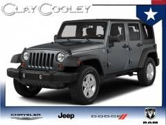 2015 Jeep Wrangler Unlimited Sport SUV Irving TX