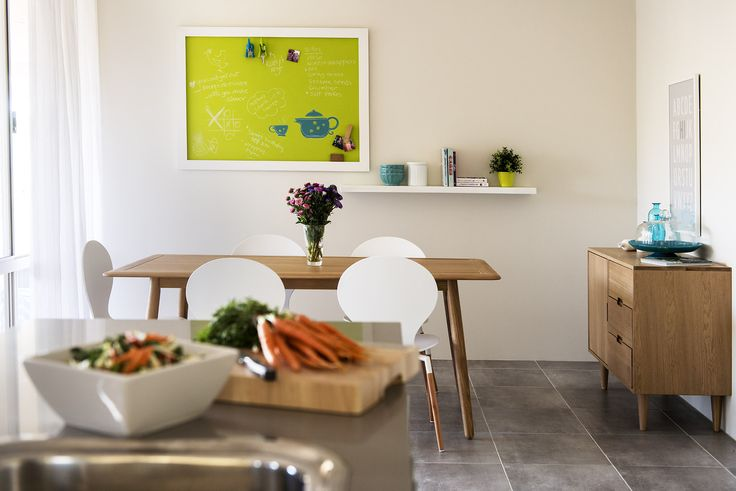 Dining - Monroe Display Home - Homebuyers Centre - Baldivis, WA Australia