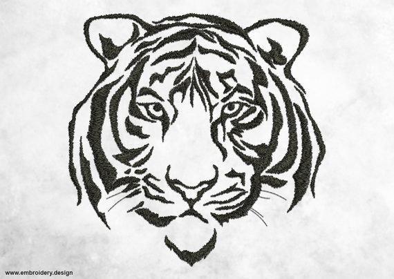 Quilling Animal Design Con Imagenes Cara De Tigre Dibujo Cara