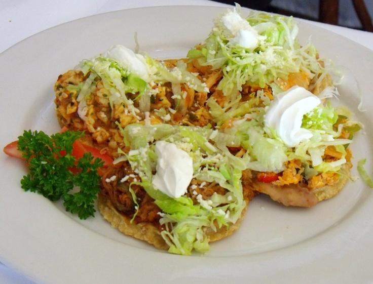 Mexican sopes ;)   Italian y Mexican   Pinterest