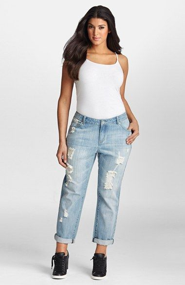 10 best images about boyfriend jeans on Pinterest | Boyfriend ...