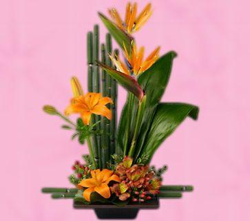 M s de 25 ideas fant sticas sobre arreglos de flores - Ramos de flores modernos ...