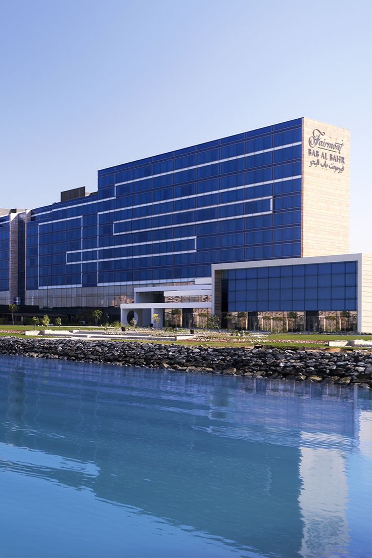 Hotels Near Fairmont Bab Al Bahr Abu Dhabi