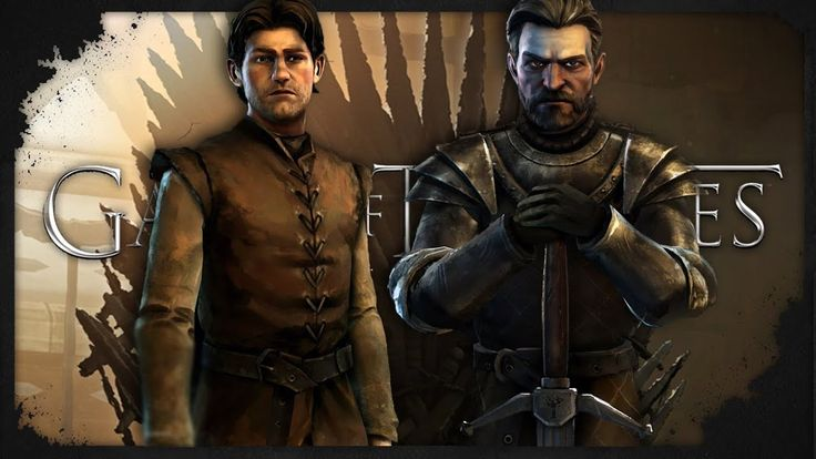 [EVERYTHING] (Concept) Telltale's Game Of Thrones - TV Show Edition